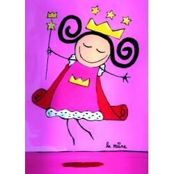Affiche La Reine des Fées