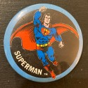 Badge vintage Superman (Superman)